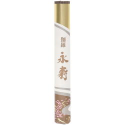 KYARA EIJU ALOE 50 SHORT STICKS JAPANESE QUALITY INCENSE