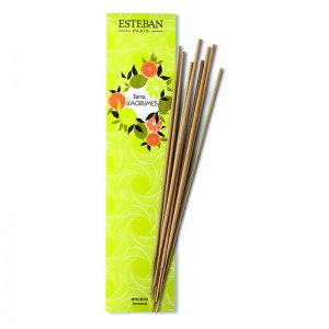 TERRE D? AGRUMES 20 BAMBOO STICK INCENSE