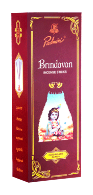 BRINDAVAN 20 INCENSE STICKS