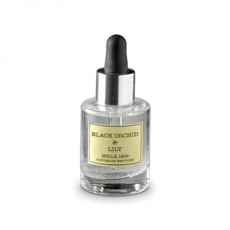 BLACK ORCHID & LILY 30ml ACEITE ESENCIAL HIDROSOLUBLE