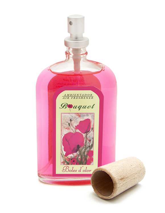 BOUQUET SPRAY AMBIENTADOR 100ML