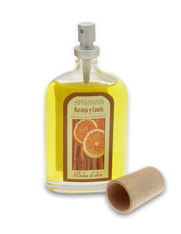 NARANJA CANELA SPRAY AMBIENTADOR 100ML