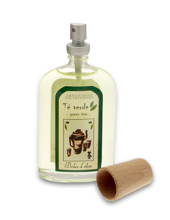TE VERDE SPRAY AMBIENTADOR 100ML